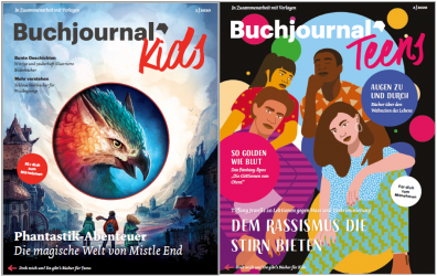 Buchjournal Kids & Teens